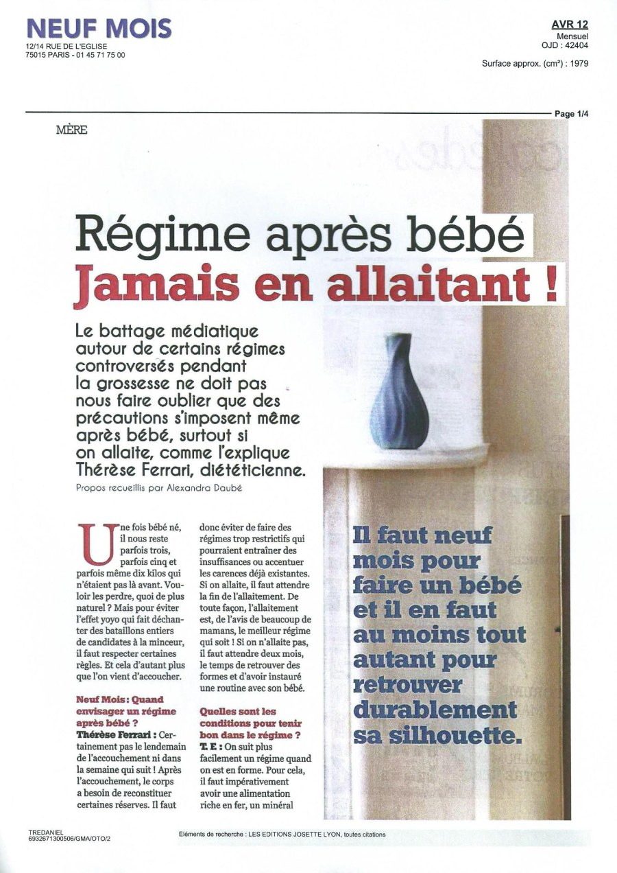 ARTICLE REGIME APRES BB SCAN 1 mod